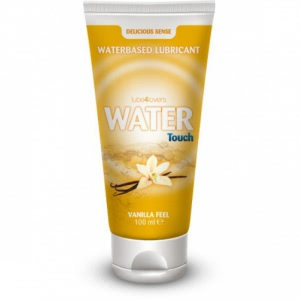 Lubrifiant Water Touch Vanilla 100ml